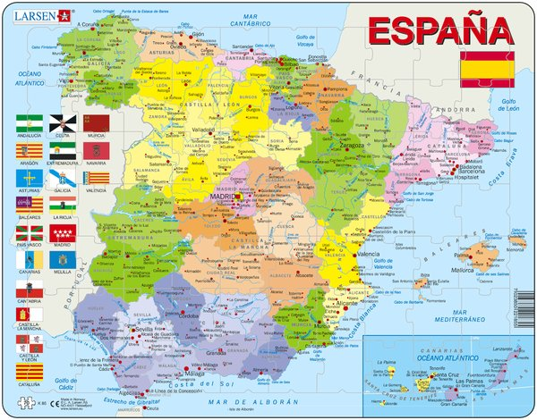 Spanish Map Of Spain.Puerto Rican Surnames Puerto Rican Genealogy
